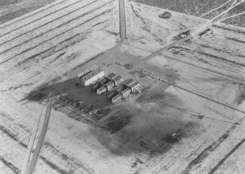 German-Japanese village at Dugway Proving Grounds