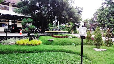 Taman Air Mancur FPP Undip