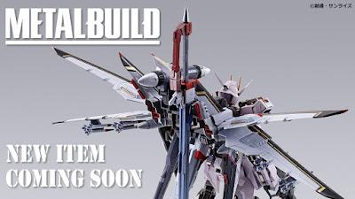Metal Build Strike Rouge Ootori Pack Announced