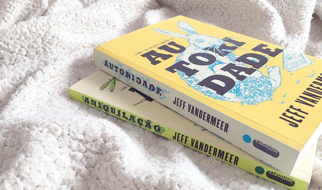 Resenha: Autoridade, segundo livro da Trilogia Comando Sul, de Jeff Vandermeer, editora Intrínseca