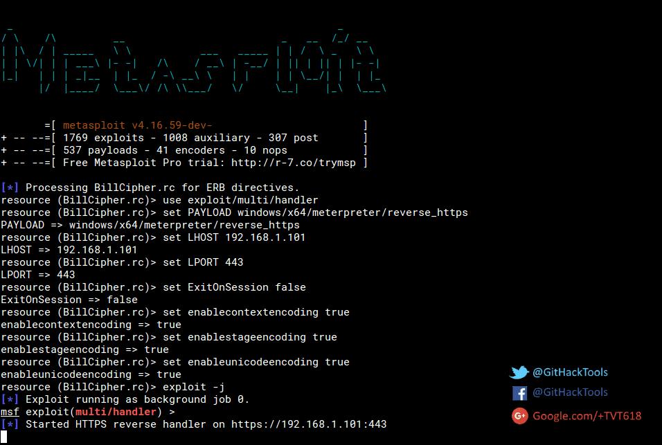 Metasploit Framework - The best Pentesting Framework in the world
