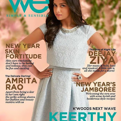 Keerthy Suresh (Indian Actress) Biography, Wiki, Age, Height, Family, Career, Awards, and Many More