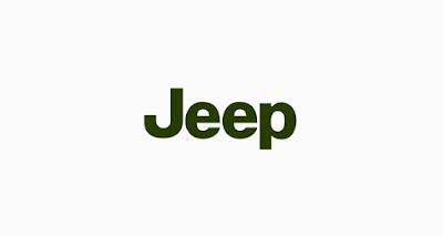 brand font jeep