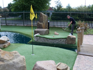 Maidenhead Mini Golf in 2011