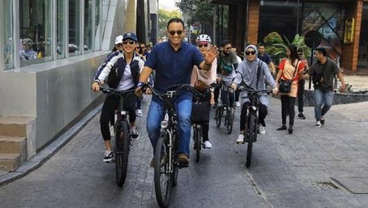 Catat! Ini yang Sudah Anies Baswedan Lakukan di DKI Jakarta