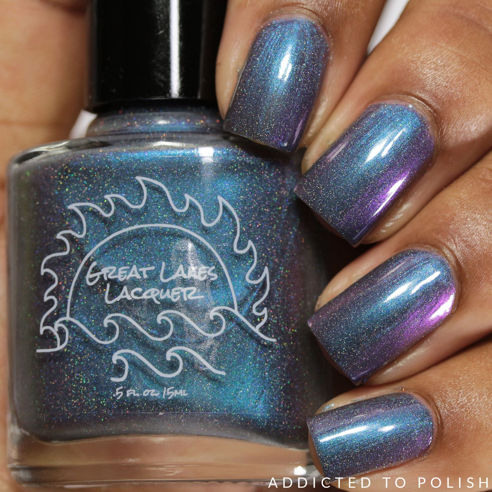 Great Lakes Lacquer Coney Island Queen