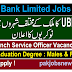 United Bank Limited UBL BSO Jobs November 2019 Branch Service Officer
