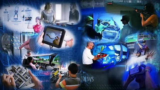 مميزات-الواقع-الافتراضي