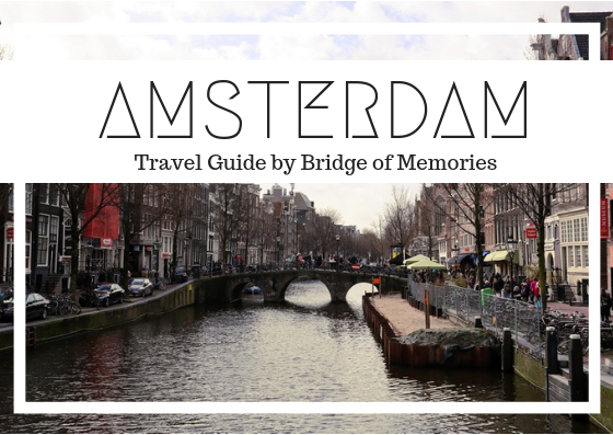 Your travel guide to Amsterdam