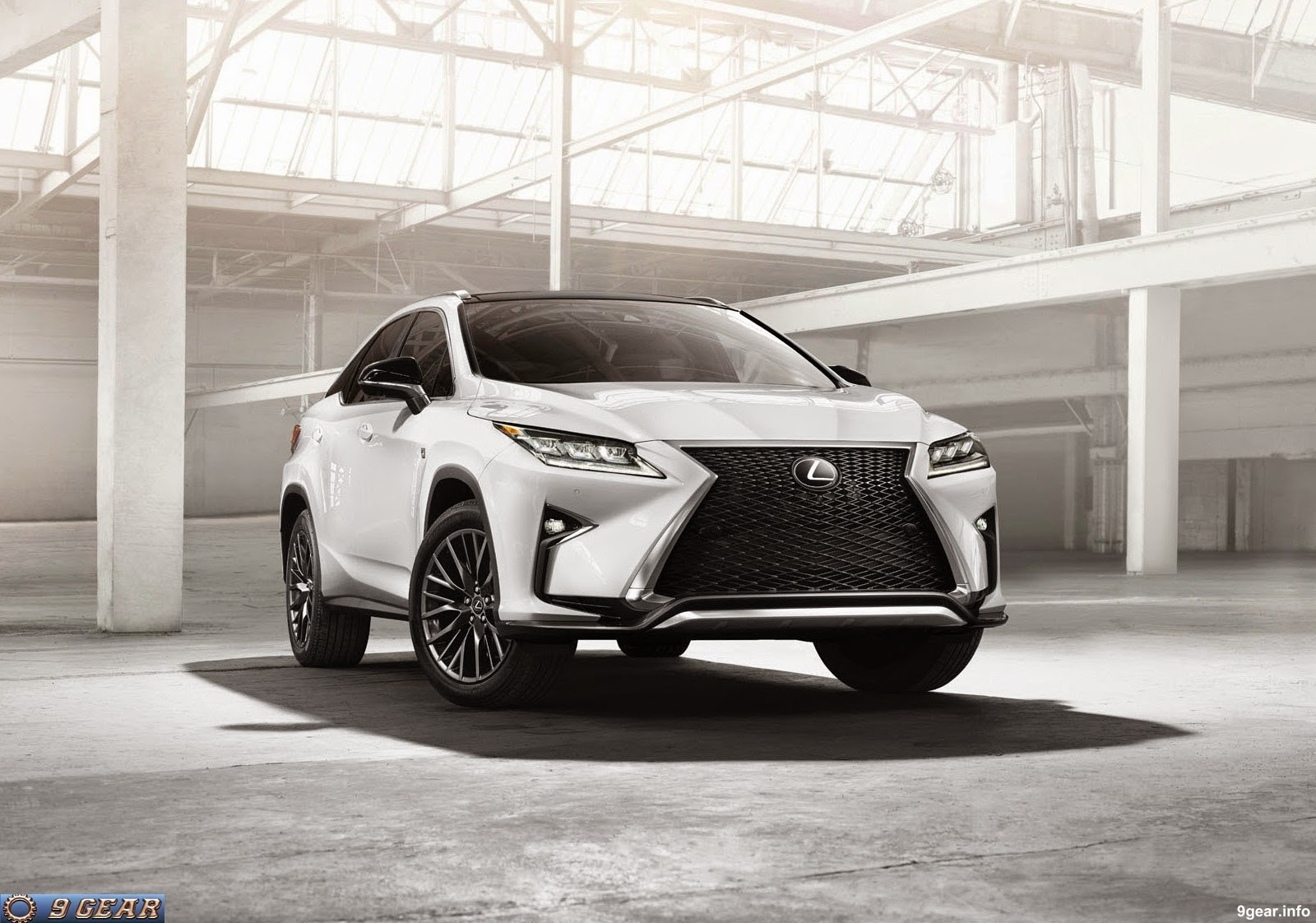 2016 lexus rx 350 f sport suv car reviews new car pictures for 2018 2019. Black Bedroom Furniture Sets. Home Design Ideas