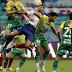 Pela Sul-Americana,  Bahia perde em jogo na Arena Fonte Nova