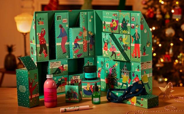Christmas Beauty Advent Calendars 2020 - Sneak Preview