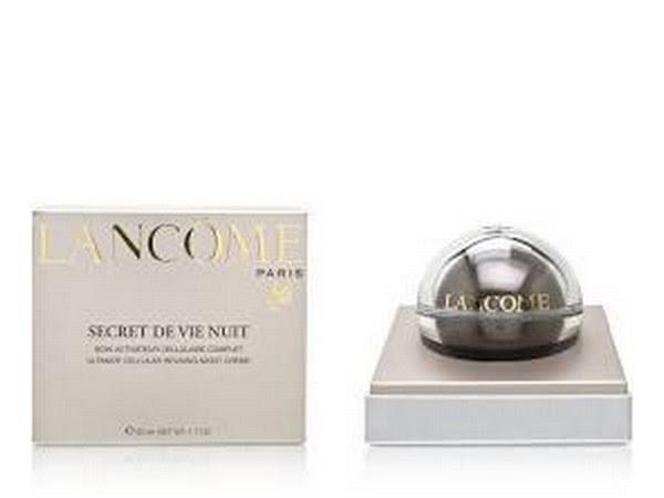 """Lancôme Secret """"De Vie Nuit"""" Ultimate Cellular Reviving Night Crème"""