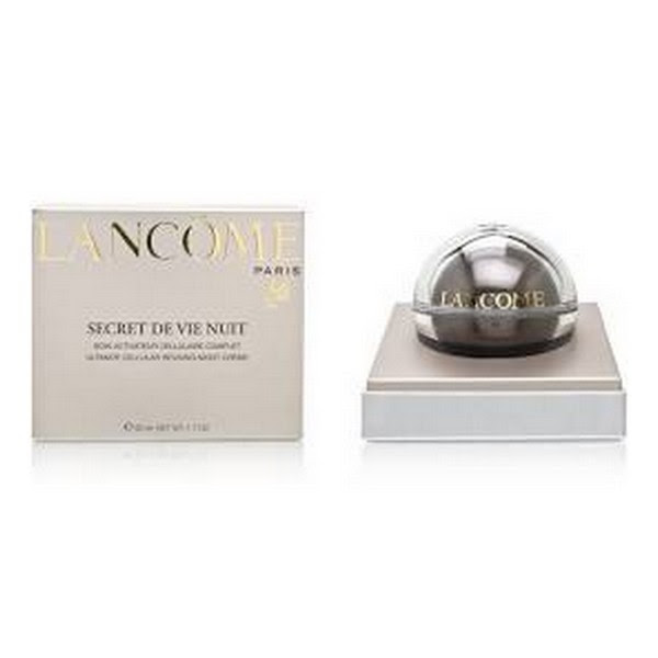 "Lancôme Secret ""De Vie Nuit"" Ultimate Cellular Reviving Night Crème"