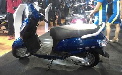 Suzuki Access 125 pics