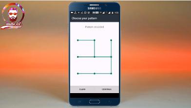 10 أنماط  لقفل الشاشة الهاتف أكثر صعوبة علي الاطلاق
