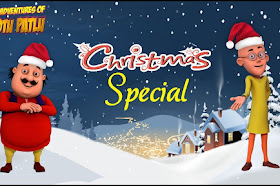 Motu Patlu: Christmas Special In Tamil