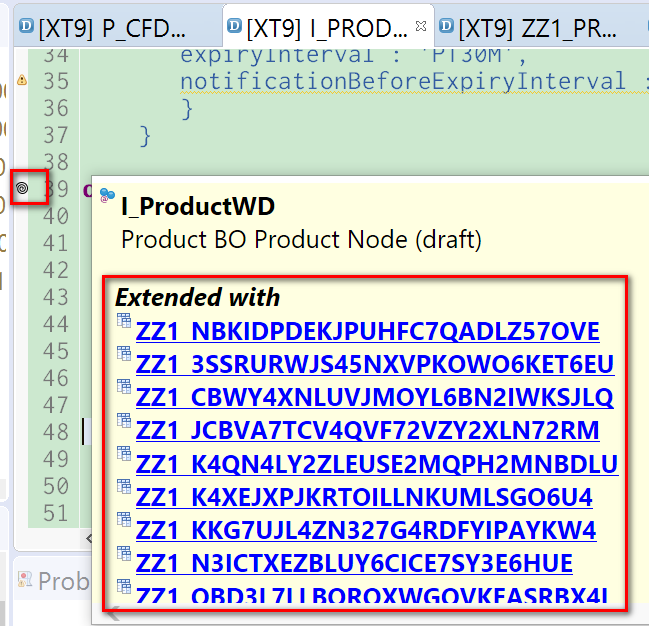 SAP ABAP Central: How does CDS view key user extensibility