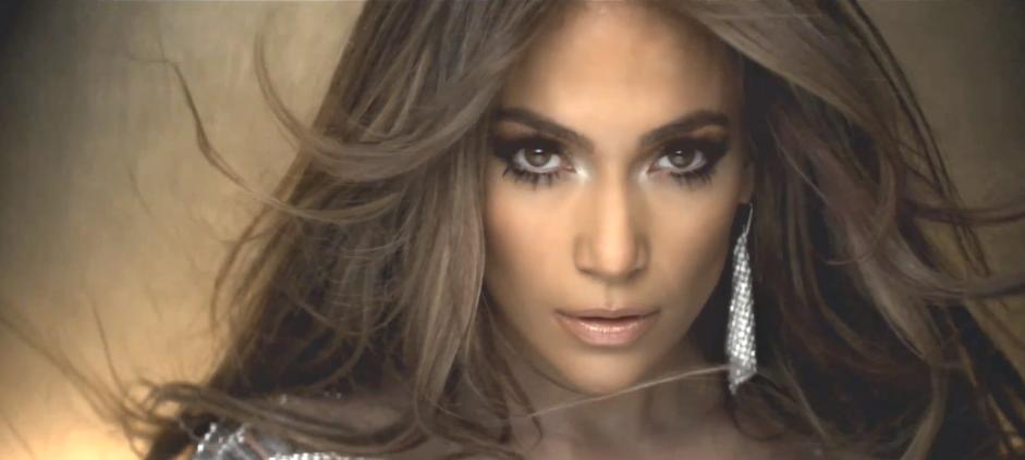 Paper Dollybird Jennifer Lopez Hair