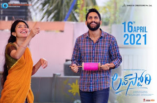 Love Story First Look Poster 5