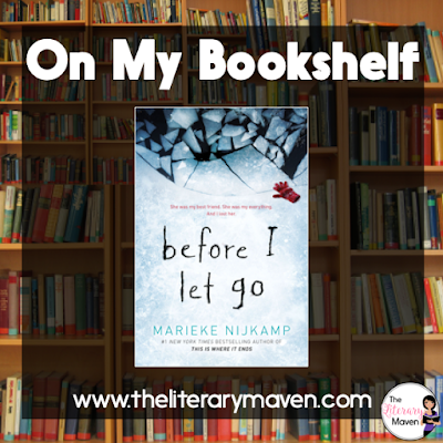 Before I Let Go by Marieke Nijkamp centers around the guilt Corey feels after her best friend's suicide, explores the stigma around mental health issues, and includes elements of magical realism. Read on for more of my review and ideas for classroom application.