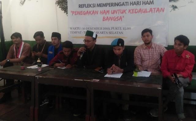 Pemerintahan Jokowi-Ma'ruf Diminta Tuntaskan Kasus Pelanggaran HAM