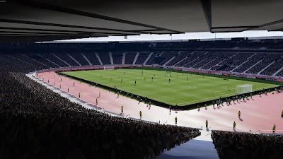 PES 2020 Stadium Hampden Park
