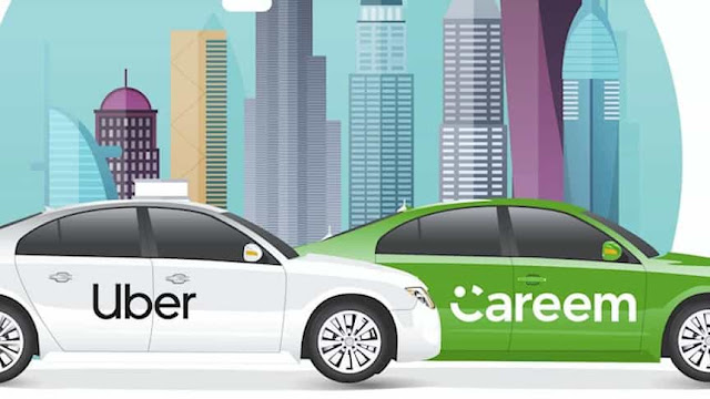 Careem and Uber resuming its ride services in non Curfew hours - Suadi-Expatriates.com