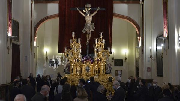 Viernes Santo en Sevilla 2021