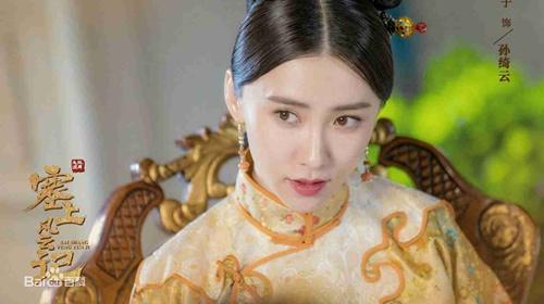 Sai Shang Feng Yun Ji Cast
