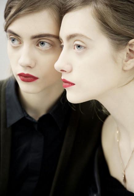 Dior Matte Red Lip