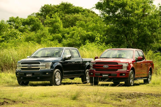 Ford F-150 Now in the Philippines