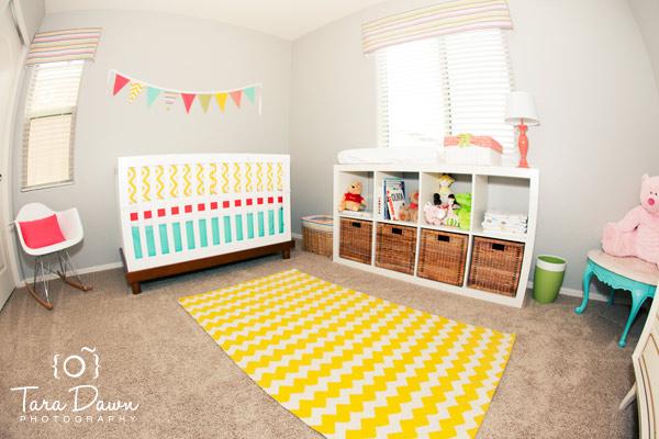 Nursery Chevron Life Baby Showers Parties Nurseries Products Deals