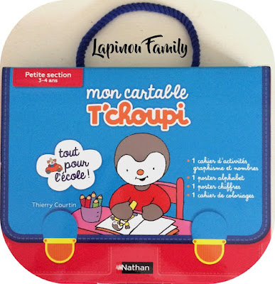 cartable t'choupi petite section