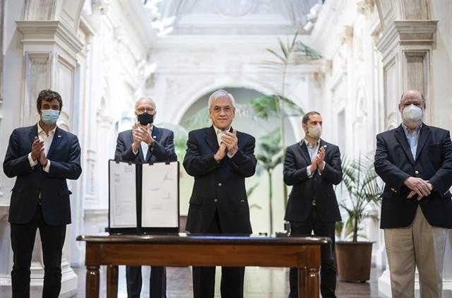 Chile: elecciones el 10 y 11 de abril
