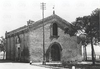 Santuario della Madonna del Pino foto storica