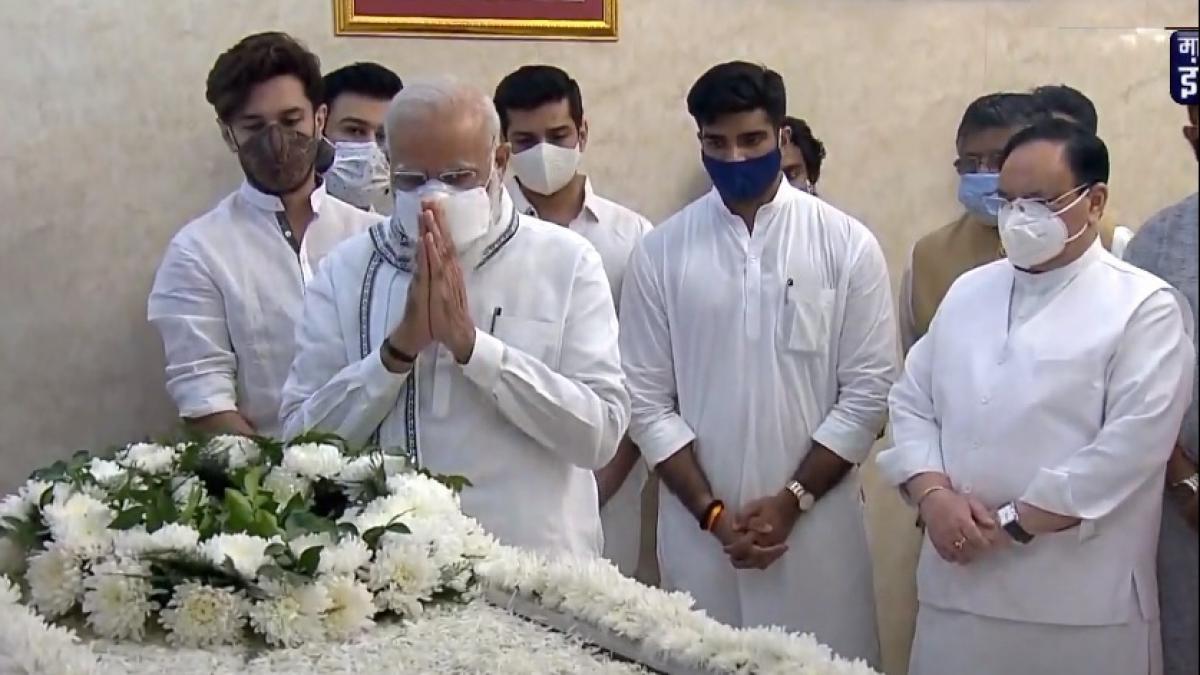 74 साल की उम्र में रामविलास पासवान निधन, पीएम मोदी ने दी श्रद्धांजलि