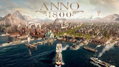 Game Anno 1800 grátis
