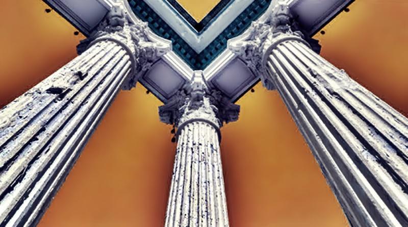 Os pilares da nossa salvação