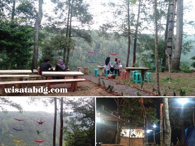 Cafe Warung Nangka, Wisata Kuliner Instagramable yang Lagi Ngehits di Bandung Utara