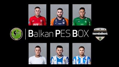 PES 2020 Facepack 2 by Rasovukadinovic