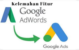 kelemahan-fitur-google-ads-adwords