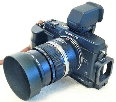 Olympus E-P5, Olympus Zuiko OM 35mm F2