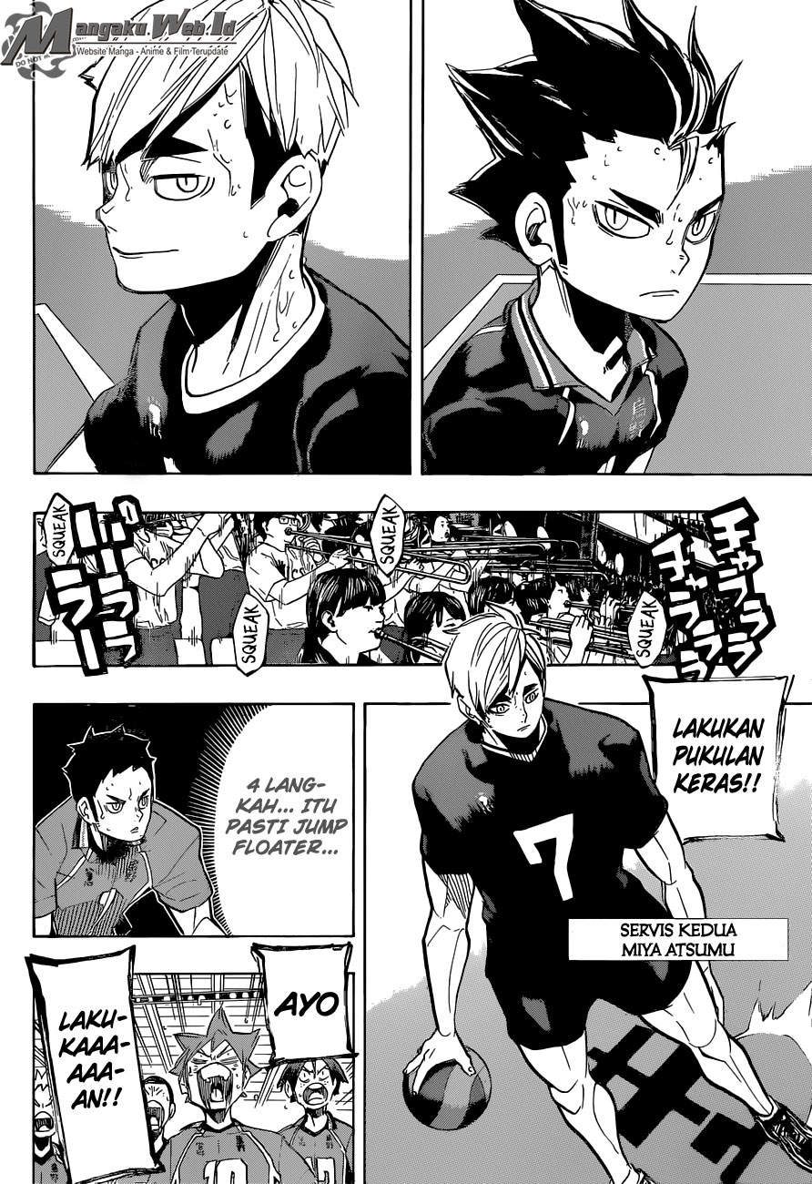 Haikyuu Chapter 270-5