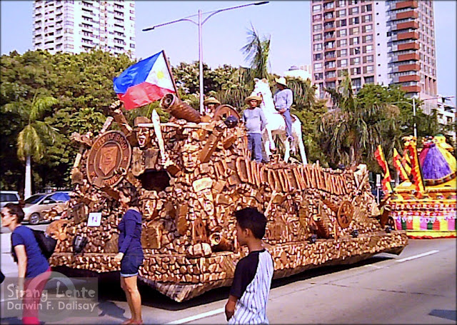 Aliwan Float Parade