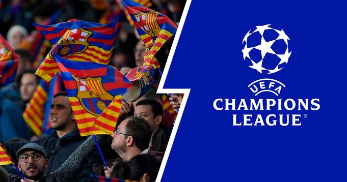 Barcelona Champion League group stage game dates revealed