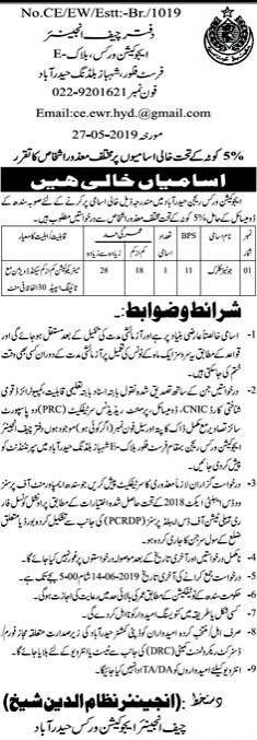Education Works In Hyderabad Jobs 2019