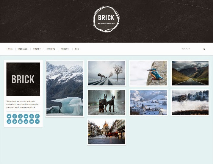 115+ Free and Premium Tumblr Themes - Webprecis