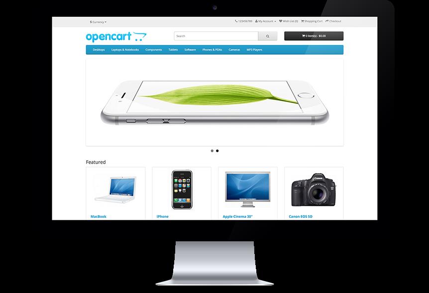 Download Opencart 3.0.2.0 mã nguồn mở bán hàng phổ biến 2018