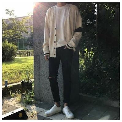 6 Ide Style Outfit Pria Korea yang Bikin Kamu Terlihat Stylish dan Menawan Saat Hangout
